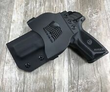 OWB PADDLE Holster Ruger Security 9 Kydex Retention 9 Security
