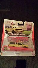 Disney Pixar cars Todd Pizza Planet 2014