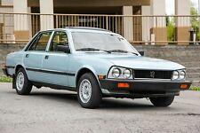 1981 Peugeot 505