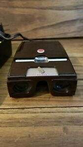 Vintage Kodaslide Stereo II  viewer  Tested and works - Very Clean!