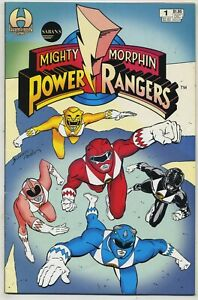 Mighty Morphin Power Rangers 1 White Ranger Card High Grade First Appearance
