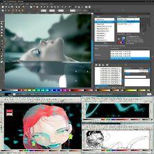 Digitale Fotografie-Paket für Windows Plattformen Fotobearbeitung Pro CD.