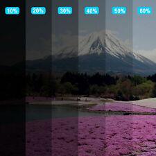 "Window Tint Film 20% VLT Black Car Home Office Glass Solar Tint 20""x60"""