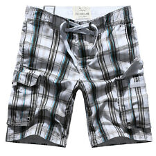 NEW MENS FOXJEANS CASUAL CARGO WALKSHORTS MEN'S BOARDSHORTS-SIZE 38