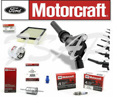 Motorcraft Tune Up Kit 2003-2004 Ford Crown Victoria 4.6L Ignition Coil DG508