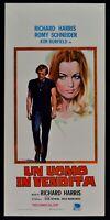Affiche Un Uomo IN Vente Bloomfield Richard Harris Romy Schneider L03