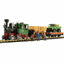 G Scale Model Train Starter Sets & Packs