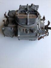 Holly Carburetor 4 Barrel Carb Number D3hf 9510 Da Used