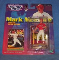 1999 STARTING LINEUP Figure MLB - MARK McGWIRE - CARDINALS - 62 HOME RUN RECORD