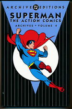 SUPERMAN- THE ACTION COMICS V 4, DC ARCHIVE EDITIONS