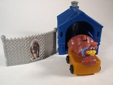 Burger King Kids Meal Chicken Run Toy Rooster Booster 2000 Dreamworks Coop