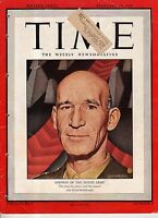 1945 Time February 19 - MacArthur in the Philippines; Manila burns;Burma surgeon