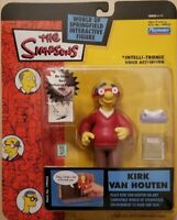 KIRK VAN HOUTEN The Simpsons Action Figure Series 11 WOS Playmates Toys New