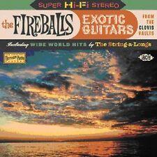 The Fireballs - Exotic Guitars from the Clovis Vaults [New CD] UK - Import