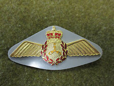 CANADA RCAF CANADIAN FLIGHT ENGINEER WINGS BADGE INSIGNIA By WILLIAM SCULLY