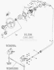 SEADOO SPORTSTER SPEEDSTER 4 TEC 200 STEERING CABLE OEM # 277001867