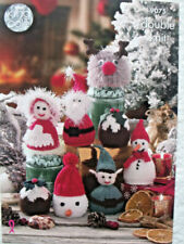 Beautiful Pattern DT29 X-MAS TREE KNITTING PATTERN FOR MICE