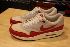 Nike Air Max 1 OG Vintage University Red 554717 160 Size 12 Royal Jordan Bred 13