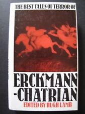 Hugh Lamb [Ed.] - THE BEST TALES OF TERROR OF ERCKMANN-CHATRIAN (1981)