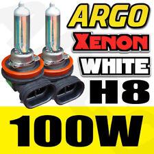 BMW E92 Coupe H8 100w 8500k bombillas halógenas Ojos Angel Xenon Blanco Actualización