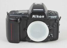 Nikon F90x Film Camera Mint - Film Tested - Clean Back