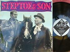 Steptoe & Son ORIG OZ ST LP NM '63 Astor PLP1119 Comedy Sitcom Wilfred Brambell