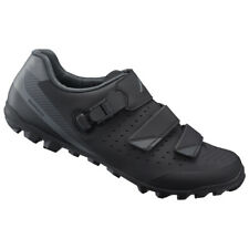 Shoes Mountain Bike Shimano ME301 Black 1 Buckle +2 Bands Available Of 36 To 50
