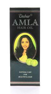 DABUR Amla Hair Oil (100ML/200ML/300ML)-100% Natural-Multiple Size Discount