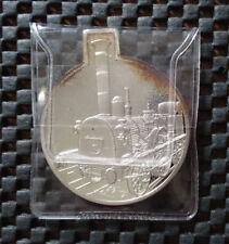 Deutsche Gedenkmünze Geschichte der Eisenbahn Adler 1835