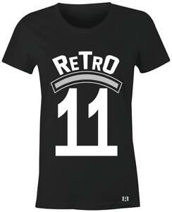 """Retro 11 - Women/Juniors T-Shirt to Match Retro """"Jubilee"""" 11's"""