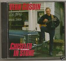"VERN GOSDIN, CD ""CHISELED IN STONE"" NEW SEALED"