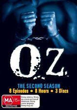Oz : Season 2 (DVD, 1998, 3-Disc Set)