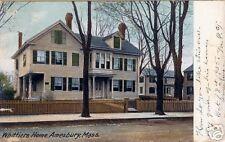 Amesbury, Mass - Whittiers Home