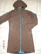 Manteau marron – 14 ans