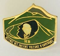 Defence Of The Ancient Volcanos Of Auvergne Advertising Pin Badge Vintage (C19)