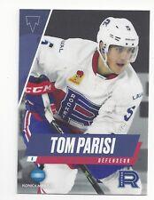 2017-18 Laval Rocket (AHL) Tom Parisi (Cardiff Devils)
