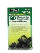 "Uncle Mike's 18102 QD Magazine Cap Super Swivels For 1"" Slings Mossberg 500 12G"