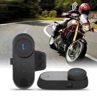 Freedconn TCOM-02 Comunicazione Kit Moto Sci Bluetooth Casco Cuffie Au