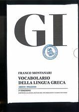 vocabolario greco GI loescher terza edizione, con CD - 9788820133641