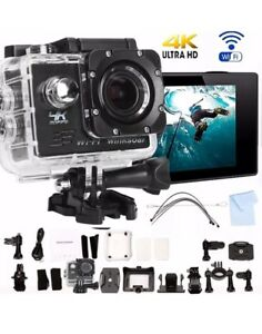 Camaras Fotograficas Profesionales Deportes Action Waterproof DV Camcorder Wifi