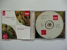 Willi Boskovsky conducts J. Strauss II - 19 Waltzes EMI 5743112 CD