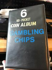 Casino Chip collection 56 items