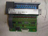 Allen Bradley 1746-itb16 Slc 500 Input Module