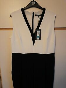 Ladies M&S Lovely Black And White Jumpsuit New With Tags size 14