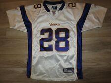 Adrian Peterson Minnesota Vikings Reebok NFL Jersey Youth Children Medium 12-14