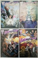 Galaxy Quest: The Journey Continues #1-4 Comics - Complete Collection - 2015 Idw