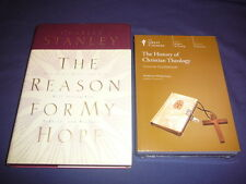 Teaching Co Great Courses DVDs      HISTORY of CHRISTIAN THEOLOGY    new + BONUS