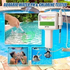 PH/CL2 Chlorine Tester For Swimming Pool Spa Tubs Water Quality Water Tester