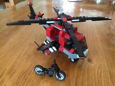 LEGO Marvel Super Heroes 6866 Wolverine's Chopper Showdown (2012)