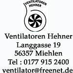Ventilatoren Hehner